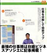 日経ビジネスアソシエに掲載
